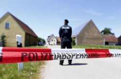 Un mínim d'un mort en una explosió a Ansbach, al nord de Baviera (MICHAELA REHLE / REUTERS)