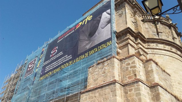 Foto: Sacan a la luz enterramientos de iglesia de San Prudencio de Talavera (EUROPA PRESS/REMITIDO)
