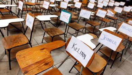 Brasil es el país iberoamericano con mayor porcentaje de niños sin escolarizar