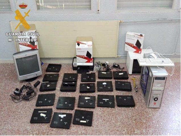 Foto: Tres detenidos en Argés por robos en un colegio y un establecimiento (EUROPA PRESS/DELEGACION)
