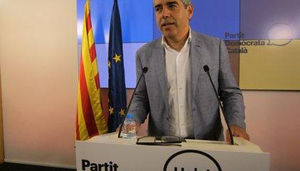 """Homs està disposat a """"treballar i mullar-se"""" per buscar una alternativa al PP"""
