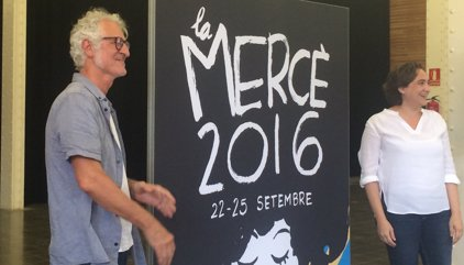 """París serà la ciutat convidada en la festa de La Mercè """"més descentralitzada"""""""