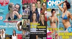 El verano de los famosos, David Bisbal, Ana Fernández e...