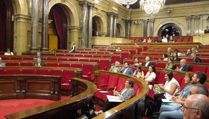 El Parlament podrà multar els diputats que actuïn per interès personal o acceptin regals