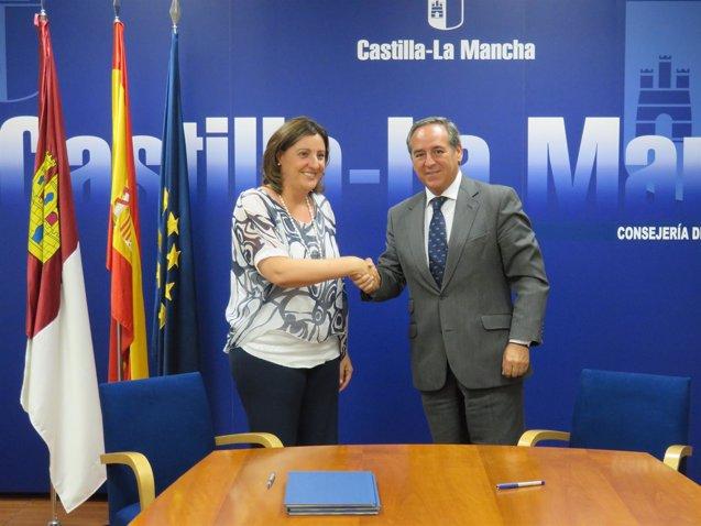 Foto: La Junta colaborará con CECAM en acciones de promoción exterior (EUROPA PRESS/JCCM)