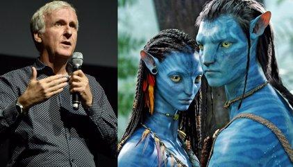 James Cameron revela el por qué de hacer cuatro secuelas de Avatar