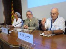 Zika.- Neix a Barcelona el primer nadó afectat per microcefàlia d'Europa (EUROPA PRESS)