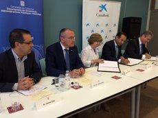 CaixaBank cedeix 40 habitatges a la Generalitat per a lloguer social (GENCAT)