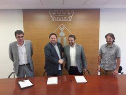 L'Ajuntament de Sabadell s'adhereix a la marca Tributs de Catalunya (GENCAT)