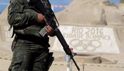 Detienen al último sospechoso de planear ataques en los Juegos Olímpicos de Río