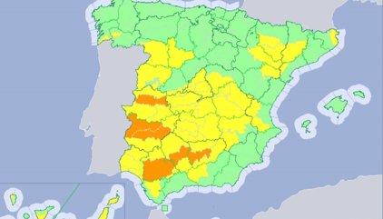 El tiempo hoy en España, 26 de julio de 2016