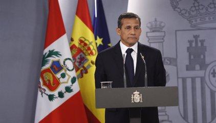 Perú.- Humala aclara que no puede ser él quien indulte a Fujimori