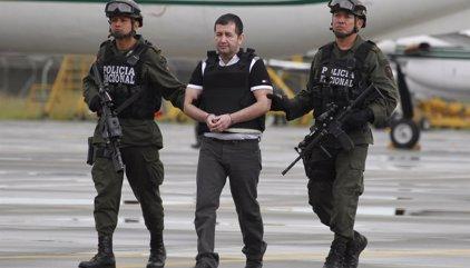 Un tribunal de EEUU condena a 35 años al narcotraficante colombiano 'El loco Barrera'