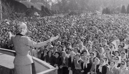 El día que Argentina lloró por Evita