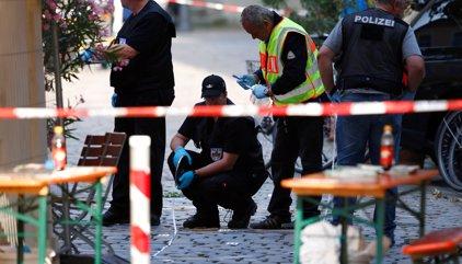 Estat Islàmic publica un vídeo de l'autor de l'atac d'Ansbach en què crida a més atemptats