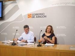 El Govern aragonès exigeix a Catalunya que compleixi l'estat de dret i torni els 97 béns de Sixena (EUROPA PRESS)