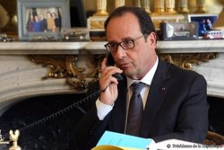 Hollande atribueix l'atac a l'església a