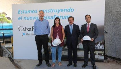 El CaixaForum de Sevilla obrirà les portes en la segona quinzena de febrer del 2017