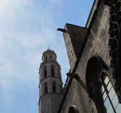 La Basílica de Santa Maria del Mar de Barcelona inaugura la nova capella de Sant Ignasi (EUROPA PRESS)