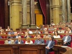 Jané es compromet a convocar places per a Mossos el 2017 si s'aproven Pressupostos (EUROPA PRESS)