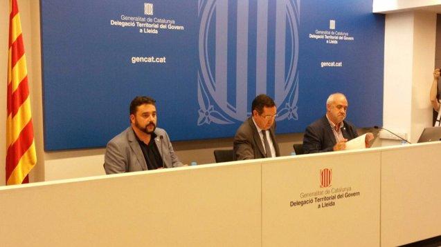 Foto: Trabajo, Asuntos Sociales y Familia destina 12,2 millones a servicios sociales en Lleida (GENERALITAT)