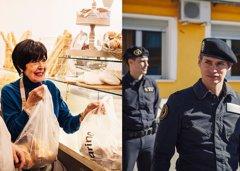 Carlos Baute y Concha Velasco, Guardia Civil y empleada en...