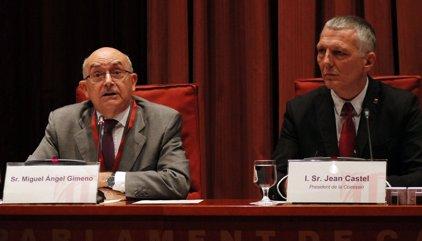 """Gimeno reivindica la seva imparcialitat per """"recuperar la confiança"""" en Antifrau"""