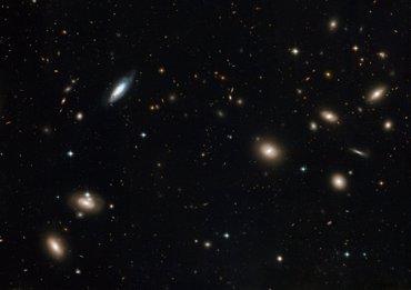 Descubren la versión oscura de la Vía Láctea (NASA, ESA, AND THE HUBBLE HERITAGE TEAM (STSCI/AUR)