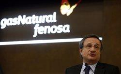 Gas Natural Fenosa reafirma l'objectiu de benefici de 1.300-1.400 milions per al 2016 (EUROPA PRESS)