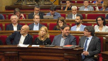 Puigdemont anuncia la qüestió de confiança per al dimecres 28 de setembre