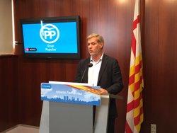 Alberto Fernández (PP) acusa Colau d'utilitzar els refugiats amb finalitats partidistes (EUROPA PRESS)