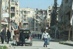 Un mínim de 31 morts en el doble atemptat d'Estat Islàmic al nord-est de Síria (NACIONES UNIDAS)