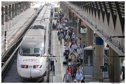 Uns 650.000 viatgers utilitzen l'AVE que enllaça Catalunya amb Andalusia (ACCIONA)