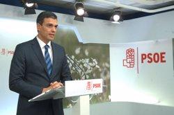 Sánchez dóna suport a Rajoy per fer complir la llei després del desacatament al Parlament (PSOE)