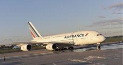 Air France cancel·la el 20% de les seves rutes de mig recorregut amb destí París (CAROLINE BERGERON/AIR FRANCE)