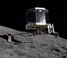 Se corta definitivamente la recepción de señales desde la sonda Philae (ESA)