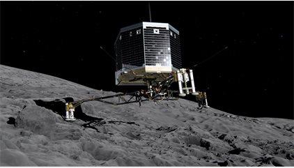 Se corta definitivamente la recepción de señales desde la sonda Philae