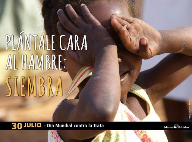 Foto: Manos Unidas destina un millón de euros a 16 proyectos contra la trata (MANOS UNIDAS)