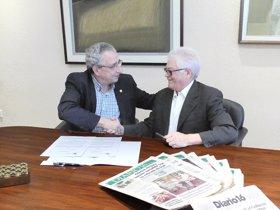 El periodista Juan de Dios Mellado dona el archivo fotográfico y la colección completa de 'Diario 16'