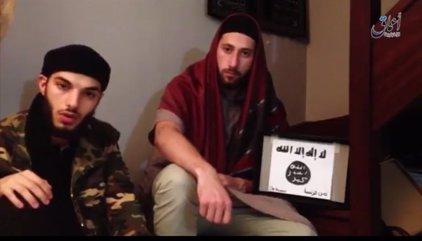 """Los dos terroristas de Normandía """"juraron lealtad"""" al Estado Islámico"""