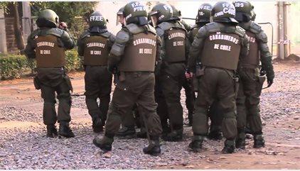 Mueren dos delincuentes al asaltar una farmacia en la comuna chilena de San Ramón