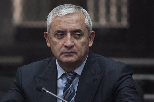 Foto: Imputado el expresidente de Guatemala Pérez Molina y 52 personas más por casos de sobornos (STRINGER SHANGHAI / REUTERS)