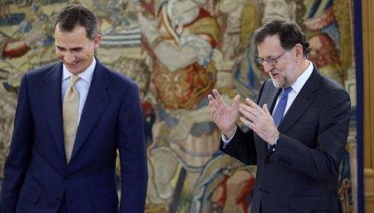 El Rei tanca la seva quarta ronda de consultes rebent C's, Podem, PSOE i PP