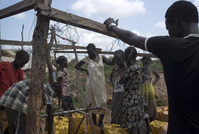 Foto: ONG alertan de posibles consecuencias catastróficas en Sudán del Sur si no se hay ayuda (ADRIANE OHANESIAN/REUTERS)