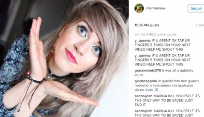 El curioso caso de la youtuber Marina Joyce: ¿secuestro, drogas o marketing publicitario?