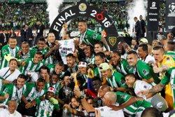 L'Atlético Nacional, campió de la Copa Libertadores per segona vegada (REUTERS)