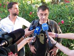 La Complutense suspèn Monedero sis mesos sense feina i sou (EUROPA PRESS)