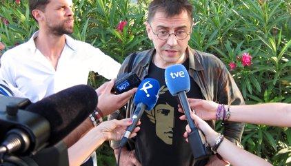 La Complutense suspèn Monedero sis mesos sense feina i sou