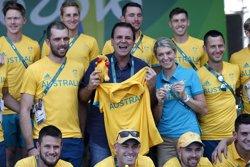 Australia cierra la polémica con el alcalde de Río sobre la Villa Olímpica con un peluche (REUTERS)