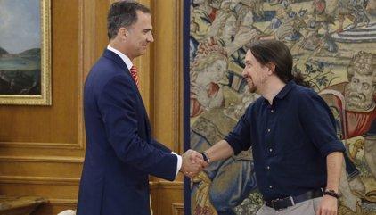 Pablo Iglesias no vislumbra alternativa a Rajoy y augura que C's y PSOE le abrirán camino